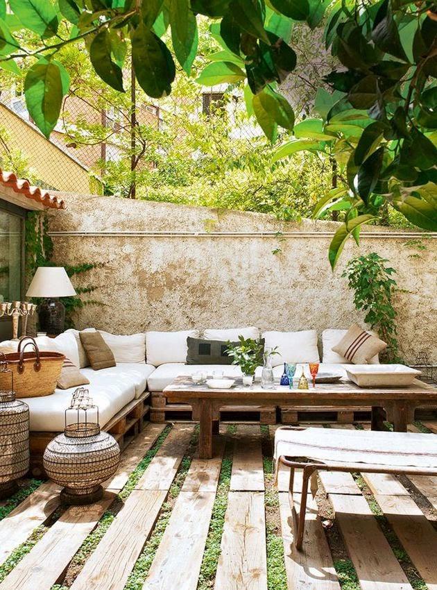 idees deco pour amenager une terrasse