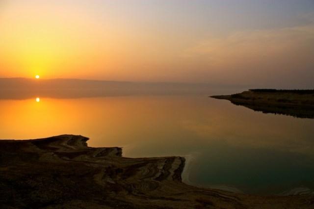نتيجة بحث الصور عن dead sea sunset