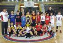 """Settore Minibasket: """"Insieme per Crescere"""" con gli Esordienti 2006"""