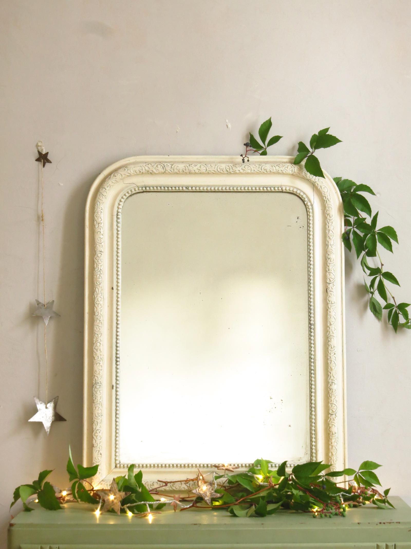 miroir louis philippe c est vintage