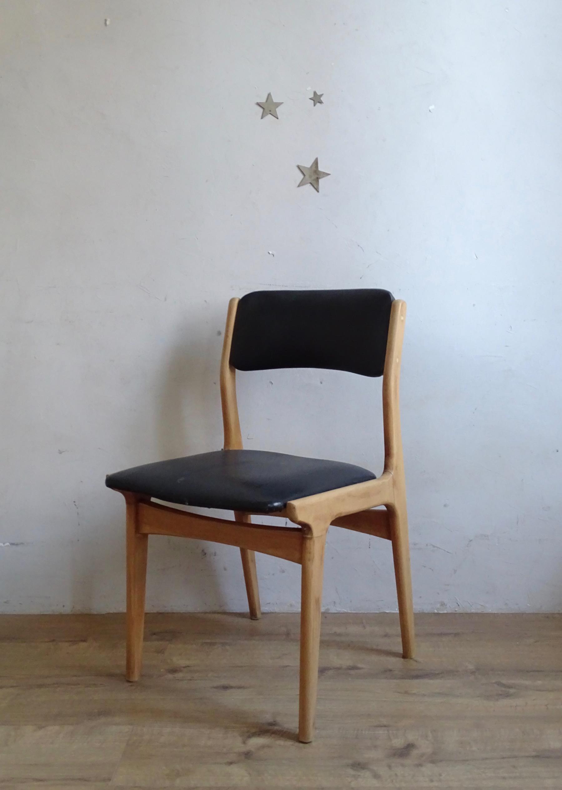 chaise scandinave c est vintage