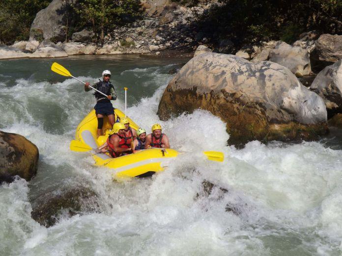 Dalaman Çayı Rafting fethiye gezi rehberi Fethiye Gezi Rehberi Fethiye Rafting 696x522
