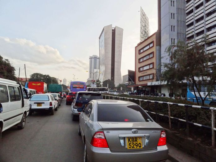 Nairobi Rehberi Kenya | Nairobi Rehberi Kenya Nairobi   ehir Merkezi Trafi  i