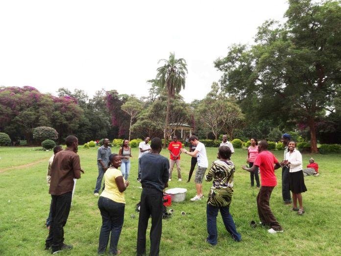 Nairobi Rehberi Kenya | Nairobi Rehberi Kenya Nairobi City Park Dans Oyunlar