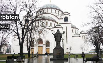 Gezi Rehberi S  rbistan Belgrad Aziz Sava Katedrali