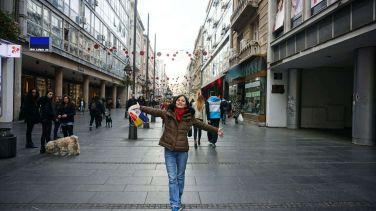 Sırbistan Belgrad Knez Mihailova Caddesi [object object] Vizesiz Gidilen Balkan Ülkeleri – Balkan Turu Rehberi S rbistan Belgrad Knez Mihailova Caddesi