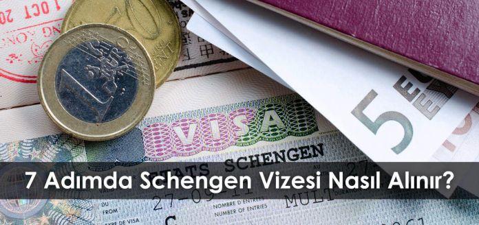 Schengen Vizesi Nasıl Alınır 7 Adımda Schengen Vizesi Nasıl Alınır? 7 Ad  mda Schengen Vizesi Nas  l Al  n  r