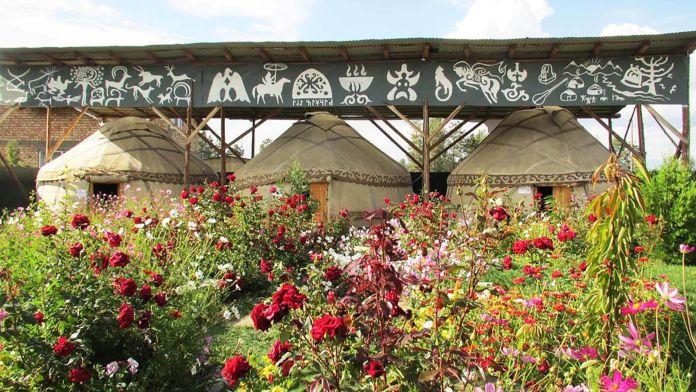 Happy Nomads Village, Karakol, Kırgızistan  Dünyanın En Sıradışı 10 Oteli Happy Nomads Village Karakol K  rg  zistan