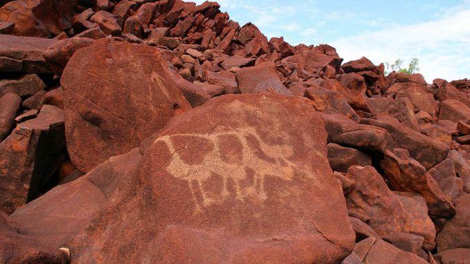 Burrup Peninsula Avustralya dünyanın en eski yerleşim yerleri Dünyanın En Eski Yerleşim Yerleri Burrup Peninsula Avustralya 678x381