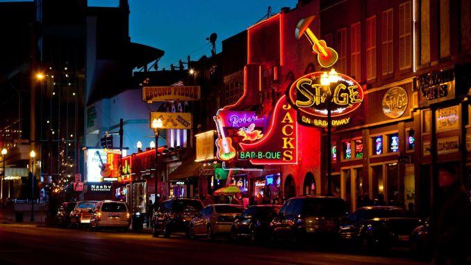 Müzik Severler İçin Nashville, Tennessee, ABD