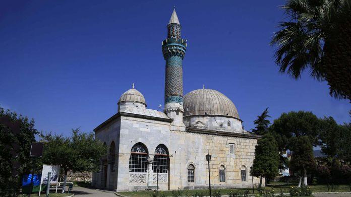 Bursa | İznik Gezi Rehberi   znik Ye  il Cami