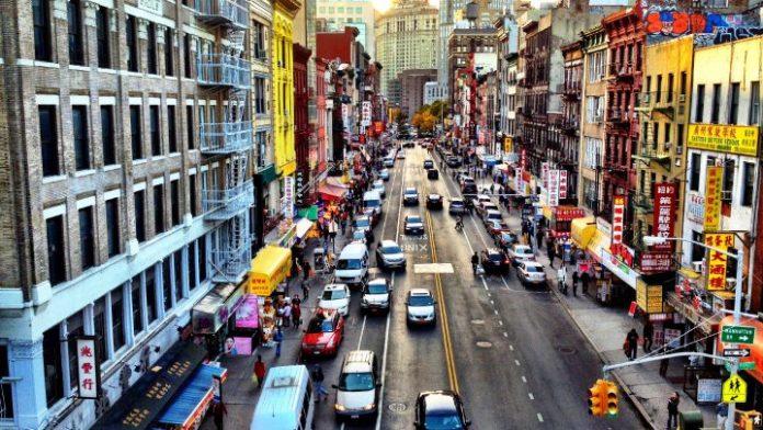 Çin Mahallesi (China Town) new york gezi rehberi New York Gezi Rehberi in Mahallesi China Town 720x405