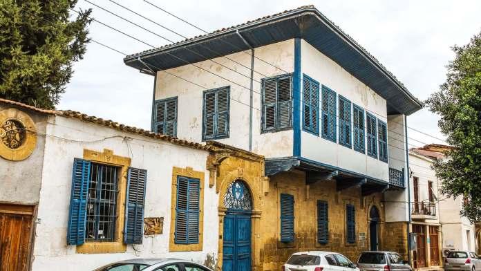 Derviş Paşa Konağı (Etnografya Müzesi)