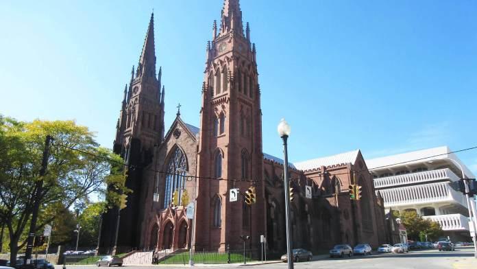 Immaculate Conception Katedrali albany gezi rehberi Albany Gezi Rehberi Immaculate Conception Katedrali 720x405
