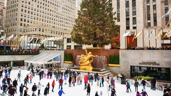 Rockefeller Merkezi (Rockefeller Center) new york gezi rehberi New York Gezi Rehberi Rockefeller Merkezi Rockefeller Center 720x405