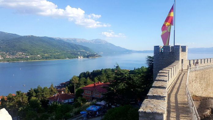 Çar Samuel Kalesi makedonya gezilecek yerler Makedonya Gezilecek Yerler ar Samuel Kalesi 696x392