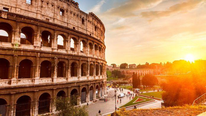 İtalya – Roma Balayı en İyi balayı yerleri En İyi Balayı Yerleri talya Roma 696x392