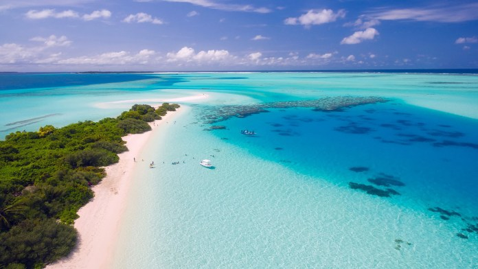 Maldivler Balayı en İyi balayı yerleri En İyi Balayı Yerleri Maldivler 696x392