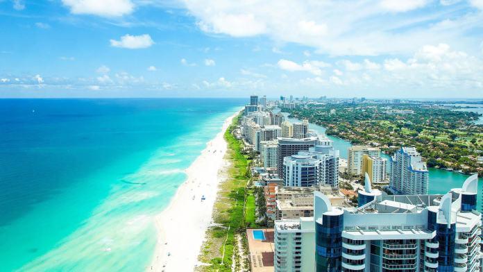 Miami Balayı en İyi balayı yerleri En İyi Balayı Yerleri Miami 696x392