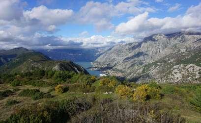 Karadağ Montenegro Nerede? Karada Montenegro Nerede