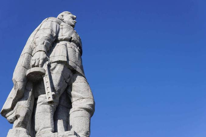 Filibe, Bulgaristan, Plovdiv, Alyosha Anıtı