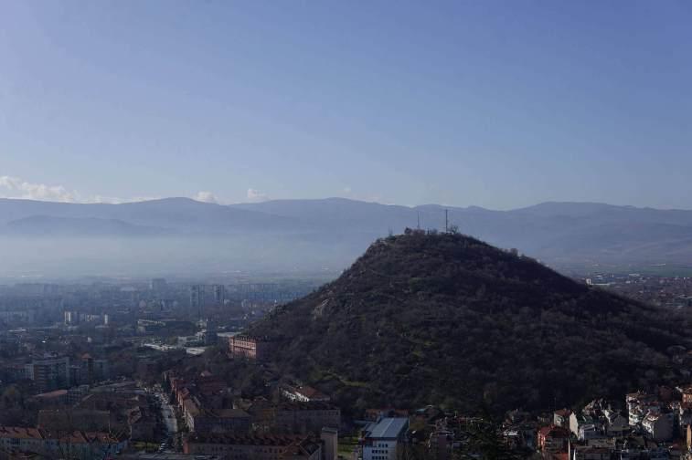 Filibe, Bulgaristan Plovdiv (Filibe)'de Gezilecek Yerler Plovdiv Bunarjik Tepesi