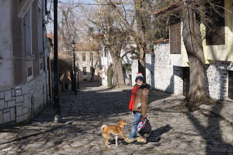 Filibe, Bulgaristan Plovdiv (Filibe)'de Gezilecek Yerler Plovdiv Old Town 6