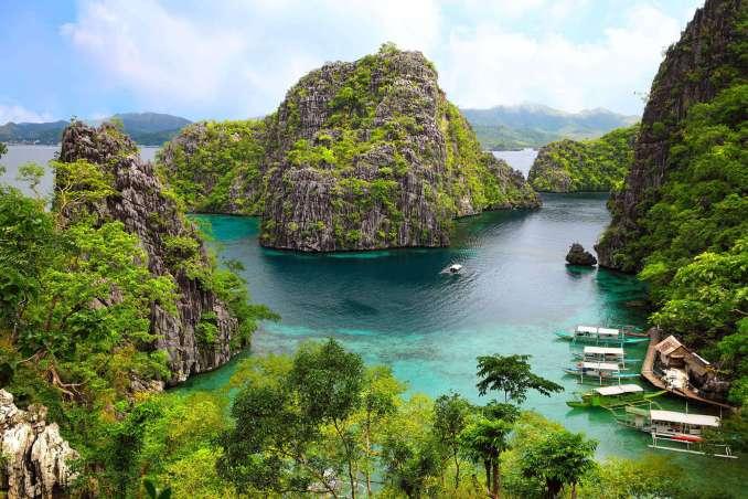 Mart Ayında Gidilecek Yerler Filipinler 678x452