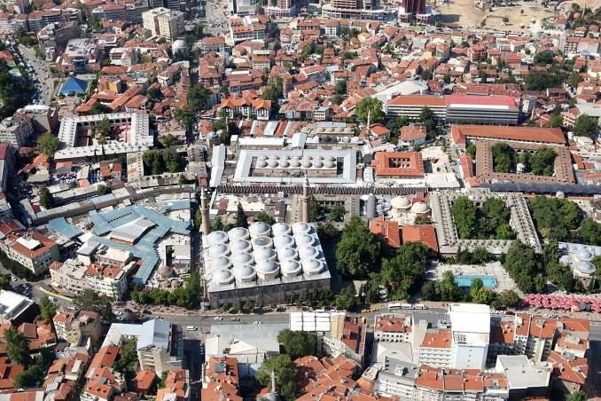 Bursa Hanlar Bölgesi