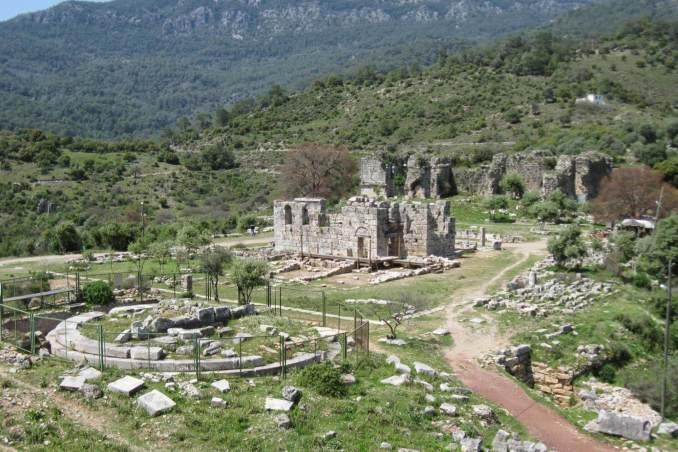 Marmaris Physkos Antik Kenti