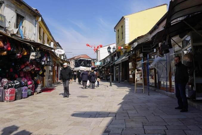 Makedonya Türk Çarşısı