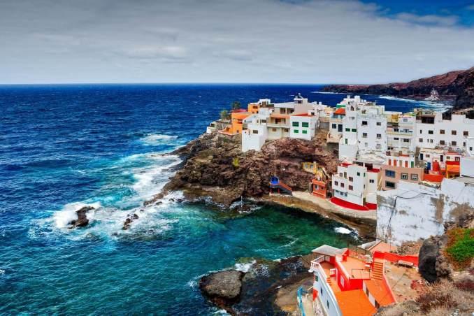 Kanarya Adaları ve Oteller