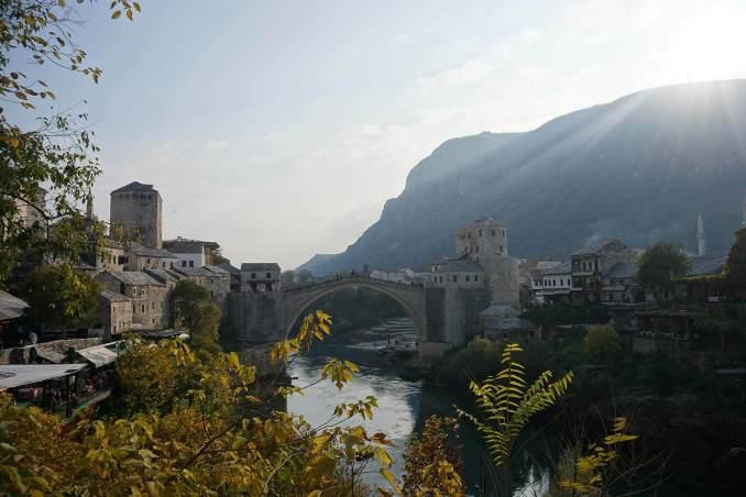 Bosna Hersek Mostar Şehri