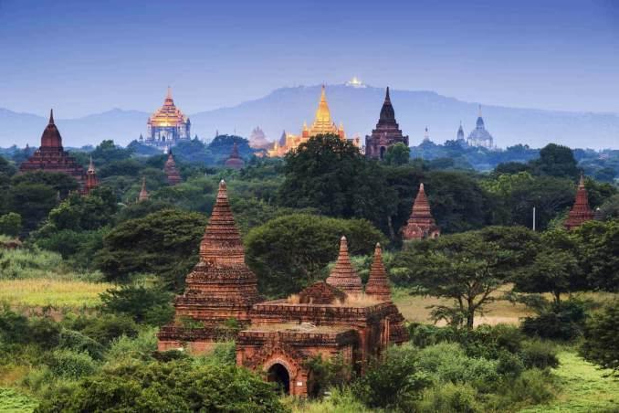Myanmar Şehri