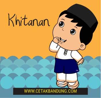 Harga Kartu Undangan Khitanan Di Bandung Percetakan Online Bandung