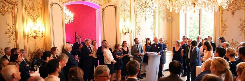 Cabinet Briard Inauguration Des Nouveaux Bureaux Cetan Europe