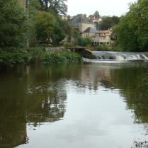 Vue sur Mallièvre le 3 octobre 2012 à 16:00