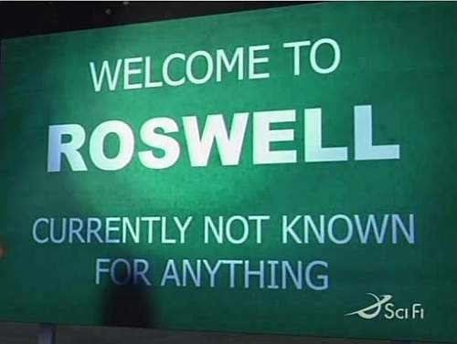 Ficção Roswelliana