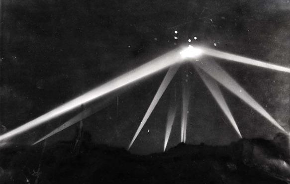 """Fotografia da """"Batalha de Los Angeles"""" era retocada"""