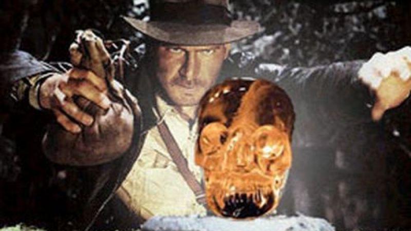 Oh! Crânios de cristal são falsos!