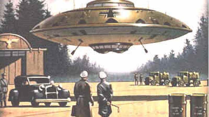 UFOs Nazistas