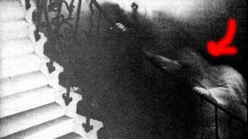 Fotografias fantasma famosas