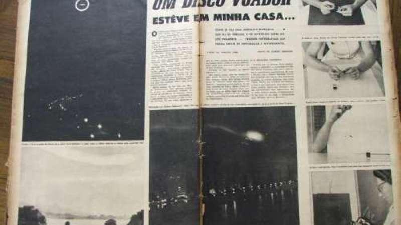 Como forjar fotos OVNI, por Almiro Baraúna