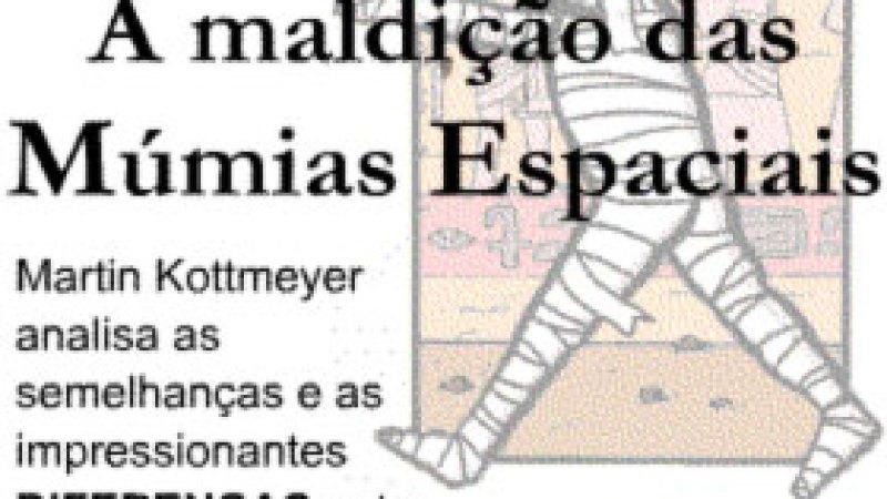 A maldição das múmias espaciais