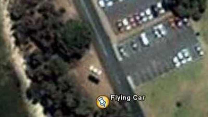 Carro Voador na Austrália?
