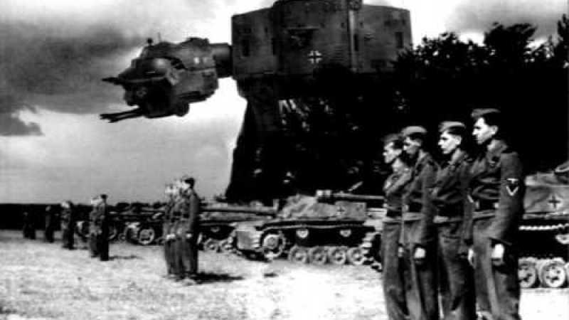 """Überschwerer Kampfschreitpanzer """"Thorshammer"""""""