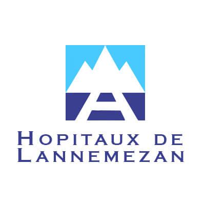 Logo des Hôpitaux de Lannemezan