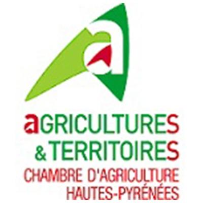 Logo de la Chambre d'agriculture Hautes Pyrénées