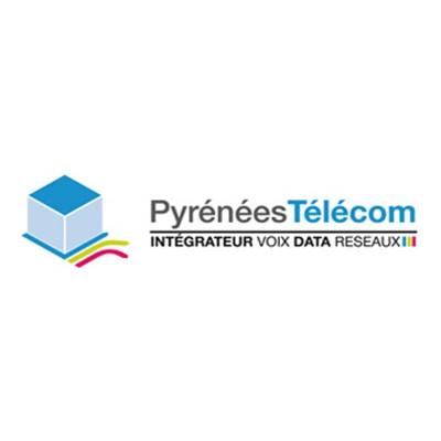 Logo de Pyrénées Télécom