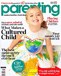 Parenting Magizine - Cultured Child